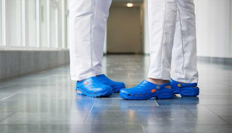 Обувь OXYPAS для использования в автоклавах